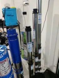 5 - 20 HP 51 to 100 m Submersible Motor Pump, Model Name/Number: 5hp 35 Stage