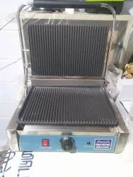 Commercial Sandwich Griller( 14 inch length)