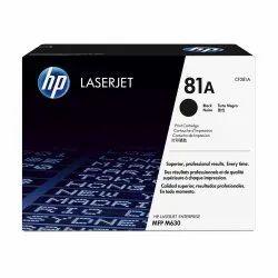 HP 81A Toner Cartridge