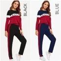 Cotton Stretchable  Track Suits