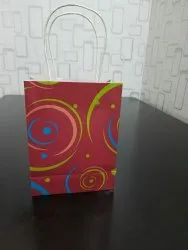 Paper Gift Bag, For Gifting, Capacity: 500gm