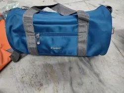 Pu Polyester Gym Bag