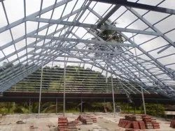 Gi,Gp Roofing Structures, Onsite