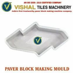 Pistol Paver Block Making Mould