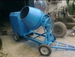 Half Bag Diesel Engine Concrete Mixer
