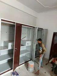 Wall Mounted Steel Cupboard