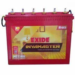 Exide Tubular Inverter Battery, Capacity: 150 Ah
