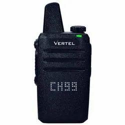 Vertel team talkie Vertel Walky Talky License Free