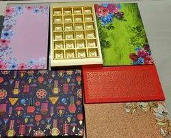 24 Cavity Chocolate Box