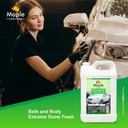 Extreme Snow Foam Wash For Car