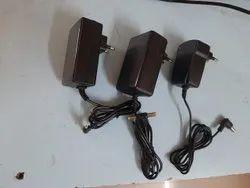 AkariMax Black Ac Dc Smps Adaptor, 240AC, 1Amp, 2Amp