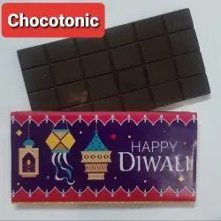Diwali Handmade Chocolate Bar