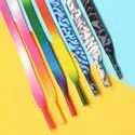 Polister and cotton customise Draw cord for garments