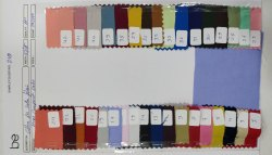 Cotton 60s satin plain fabric for  shirting