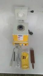 Gold Jewellery 1 Kg Italian Type Furnace With Accessories