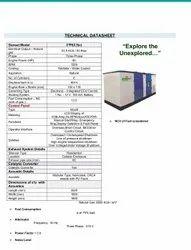 Ashok Leyland Gas Generator