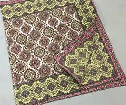 Rajasthani Print Bed Sheet
