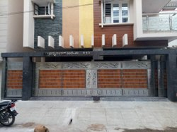 Stainless Steel Wooden Safety Gate