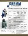 12 Bag Gear Box Thermoplastic Preheater ( boiler)