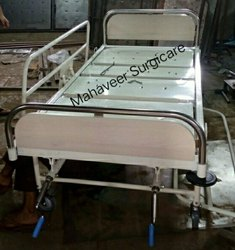 Fowler Bed with SS Penal and Side Rails