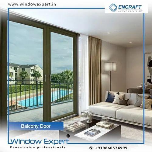 ENCRAFT Balcony uPVC  Door