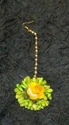 Metal Bridal Flower Jewellery, Wedding
