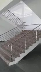 SSM84 Stainless Steel Staircase Railing
