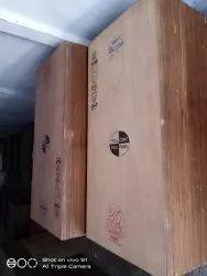 18 mm Gurjan face Plywood Board, For Furniture, Grade: M. R