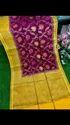 6.3 M (with Blouse Piece) Festive Wear Banarsi Semi Georget Silk Saree