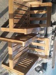 Brown Redish Wholesale Teak saagwaan wood supplier, Size: 1 To 7 Feet Up