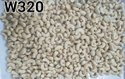 Steamed White Cashew Nuts Kernels W320 (kollam Cashew), Packaging Size: 10 Kg