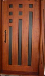 Wood Laminated Mica Doors