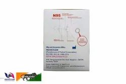 PROTECTCARE Disposable N95 Mask, For Hospital, Earloop