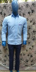 Cotton Gender: Men Corporate shirt