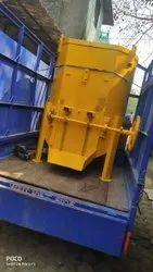 Concrete Crane Bucket