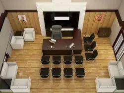 Office Building Interior Designing Services