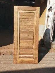 Wood Frant Men Designer Door