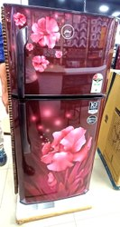 Red Godrej 236 L Frost Free Double Door 2 Star Refrigerator