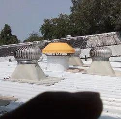 Simpovent turbo air ventilator