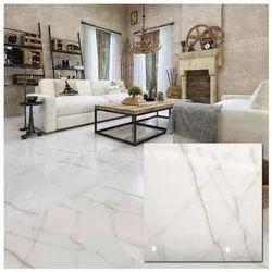 Multicolor Porcelain Ceramic Floor Tiles, Size: 60 * 60 In cm, Thickness: 5-10 mm