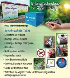 Bio Digester _ DRDO approved