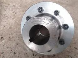Curved-Tooth Gear Coupling