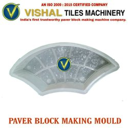 30 mm PVC Paving Block Mould
