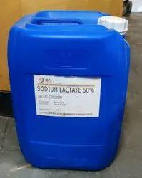 Sodium Lactate 60% liquid