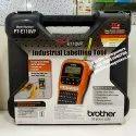 Brother Pt-E110vp Industrial Handheld Label Printer, Hse Tape, Model Number: Pt-E110vo