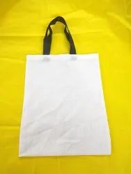 Cotton Handled Loop Handle Carry Bag, For Shopping, Bag Size: 15x15 Inches