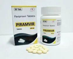 Favipiravir 200 mg Tablets