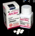 Thaiger Pharma 40 Mg Airclen Tablet