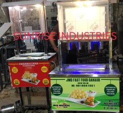Automatic Pani Puri Water Serving Machine