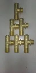 BRASS ADJUSTABLE FERRULE